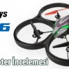 WLToys V666 FPV Quadcopter İncelemesi
