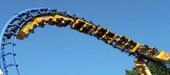 """Dünyanın En Hızlı ve En Korkunç """"Roller Coaster""""ları"""