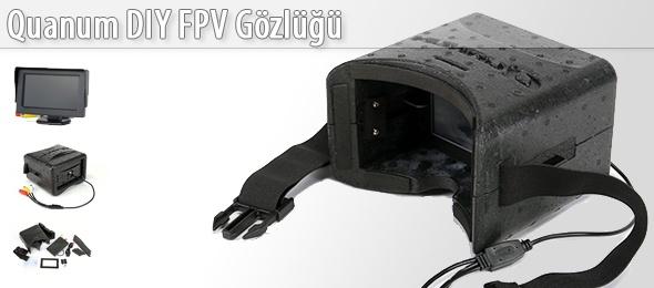 Quanum DIY FPV Gözlüğü İncelemesi