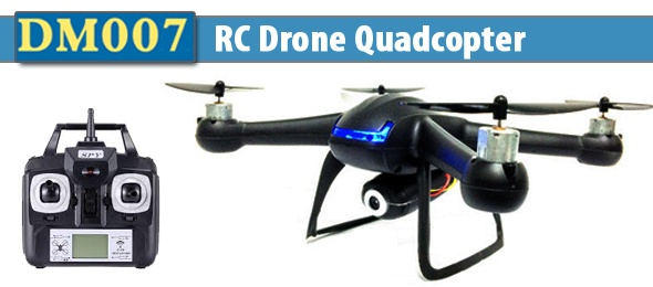 DM007 RC Drone Quadcopter