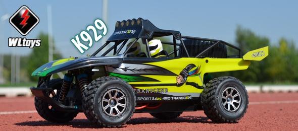 WLtoys K929 RC Araba İncelemesi