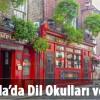 İrlanda'da Dil Okulları ve Yabancı Dil Eğitimi