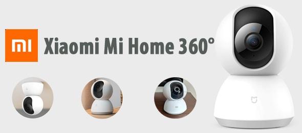 Xiaomi Mijia Mi Home 360 1080p Güvenlik Kamerası İncelemesi