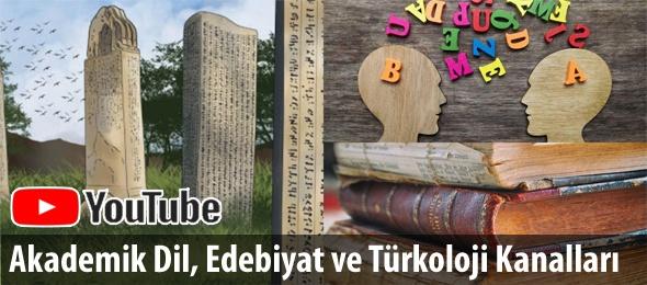 Akademik Dil, Edebiyat ve Türkoloji Kanalları