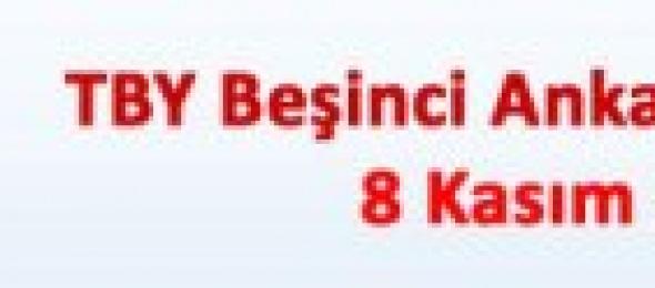 5. Türk Blog Yazarları Buluşması 8 Kasım'da Ankara'da