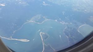 Uçaktan New York
