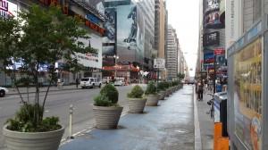 Manhattan caddeleri