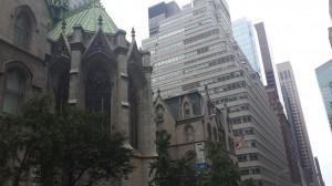 Kiliselerden bir kare
