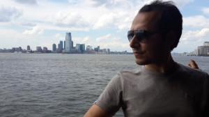 Staten Island feribotu ve Manhattan