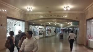 Grand Central Terminal çarşısı