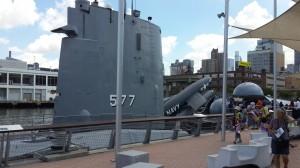 USS Growler denizaltısı