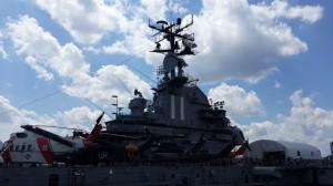 USS Intrepid uçak gemisi