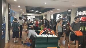 Century 21 ve alışveriş çılgınlığı