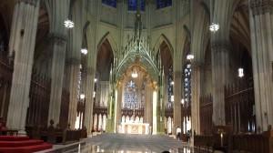 New York'ta bir kilise