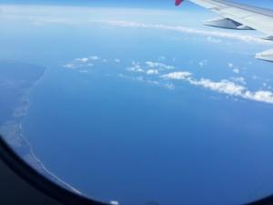 Havadan İsveç manzarası