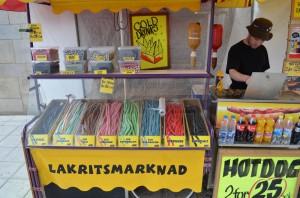 İsveç şekerlemeleri