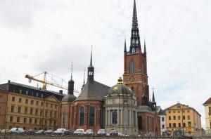 Riddarholmskyrkan Kilisesi