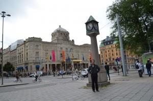 Stockholm Tiyatrosu