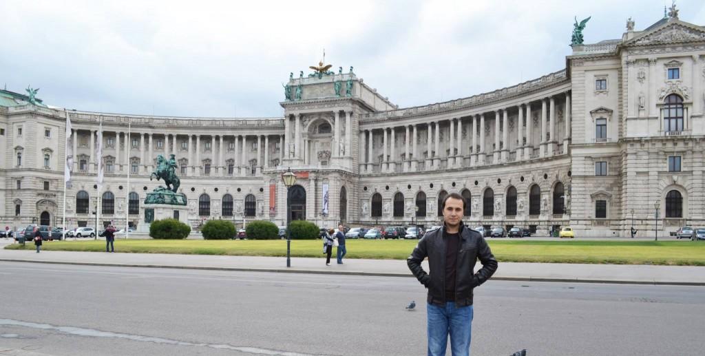 Hofburg Sarayı ve Milli Kütüphane