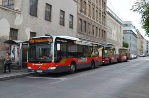 Viyana otobüsleri
