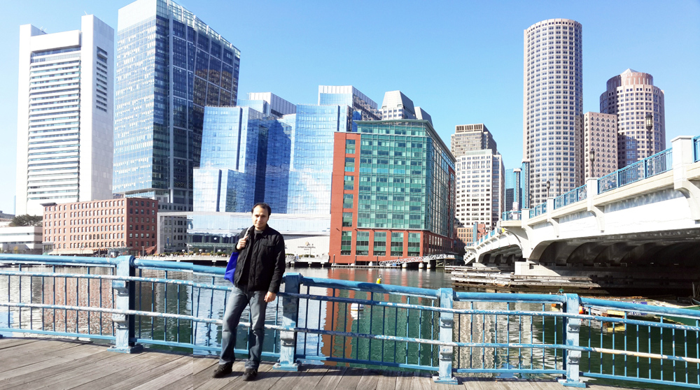 Boston gökdelenleri