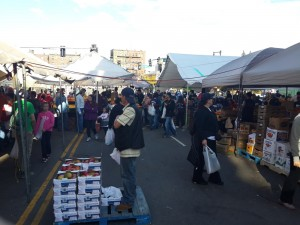 Boston Hay Market