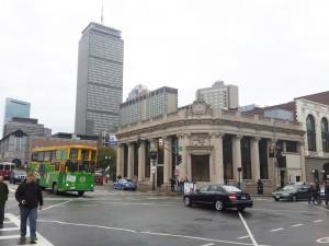 Boston Halk Kütüphanesi