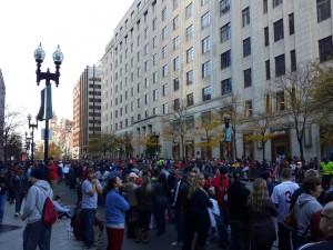 Red Sox kutlamaları