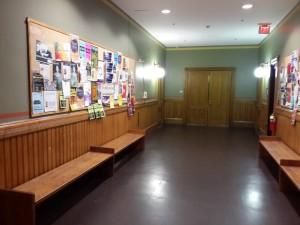 Harvard Üniversitesi koridorları