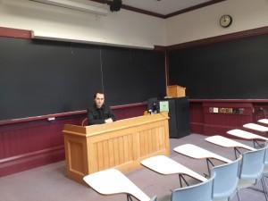 Harvard Üniversitesi sınıflarından