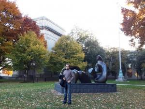 MIT bahçesi