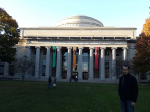 MIT ve kubbesi