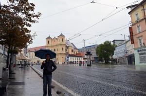 Bratislava caddeleri