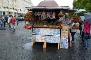 Bratislava hediyelik eşyacıları