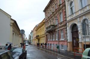 Bratislava sokakları