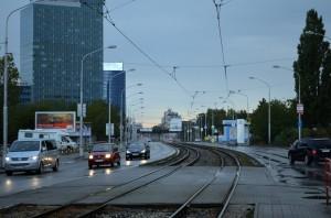 Bratislava tramvay yolu