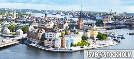 Stockholm Gezi Rehberi ve İzlenimleri