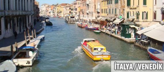 Venedik Gezi Rehberi ve İzlenimleri