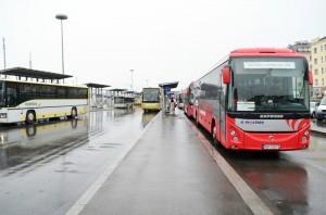 Bratislava-Viyana otobüsü