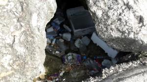 Bandırma Çöplük Kayaları