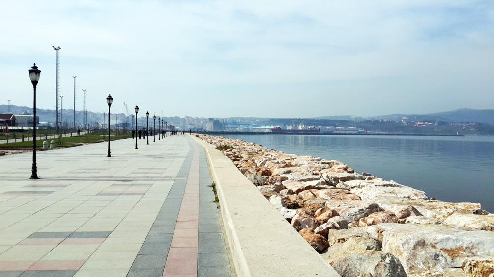 Bandırma Sahil Parkı