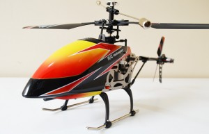 V912 RC helikopter incelemesi