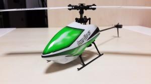 V930 Brushless RC helikopter