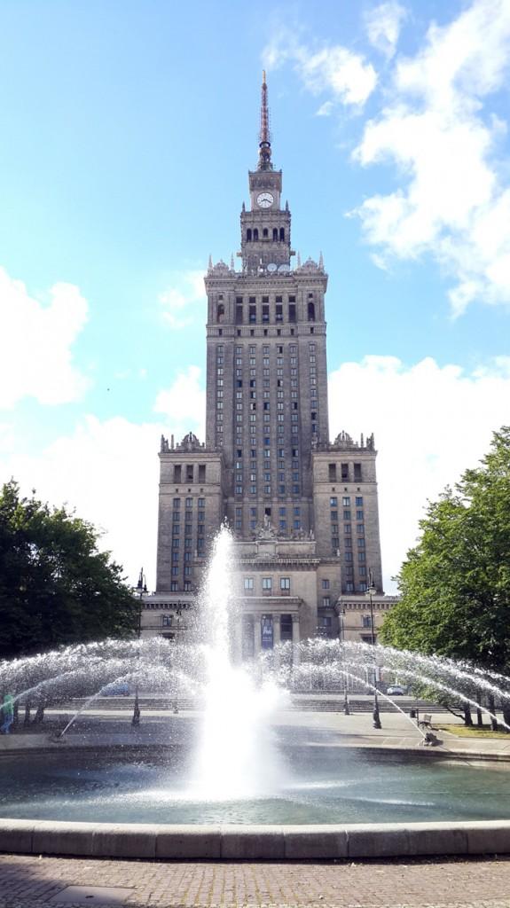 Varşove Bilim ve Kültür Sarayı