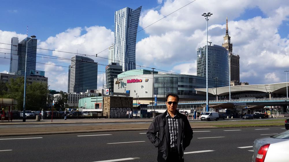 Varşova Caddeleri