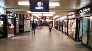 Varşova yeraltı çarşısı