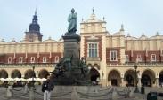 Krakow Eski Şehir meydanı