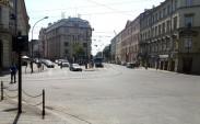 Krakow şehir merkezinden...