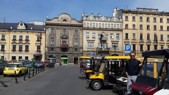 Krakow'da şehir turları