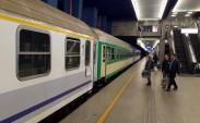 Varşova-Krakow treni